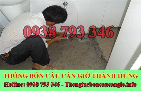 Dịch vụ xử lý chống hôi nhà vệ sinh toilet bảo hành đầy đủ.