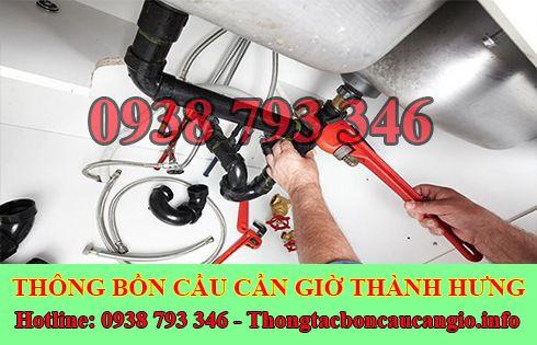 Thợ sửa bồn rửa chén bát Huyện Cần Giờ tại nhà 0938793346