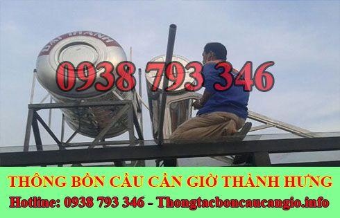 Bảng giá vệ sinh bồn nước tại Huyện Cần Giờ giá rẻ 0938793346